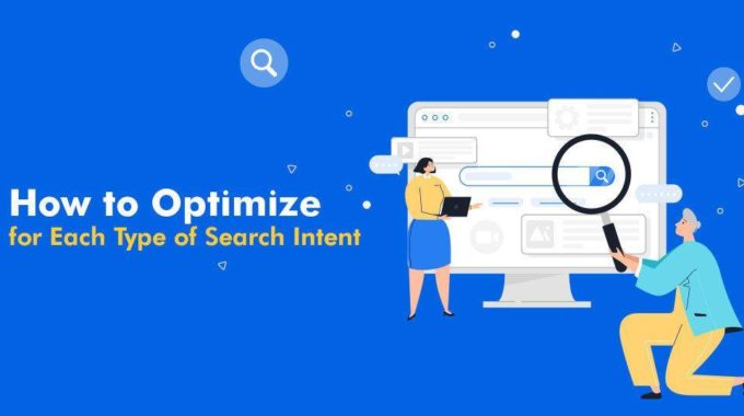 Thinking About Search Intent