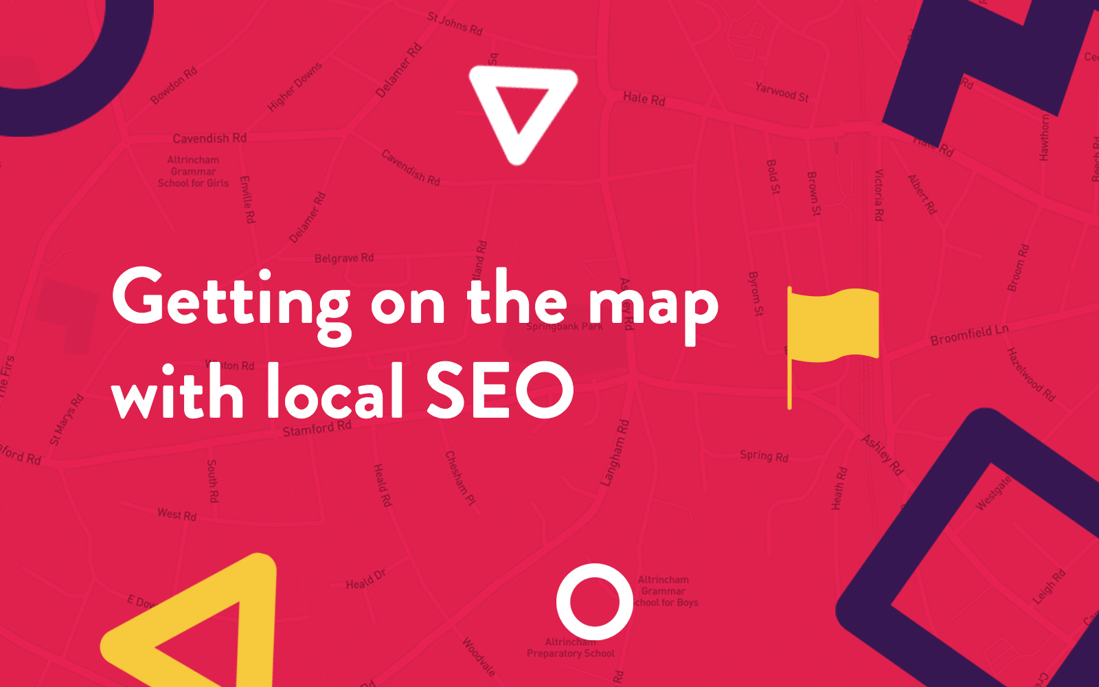 Difference Between Organic SEO & Local SEO?